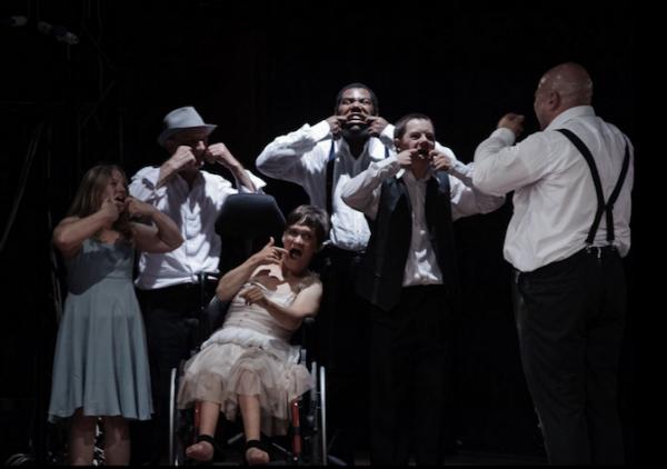 Akademie Kunst der Vielfalt – Teatro la Ribalta