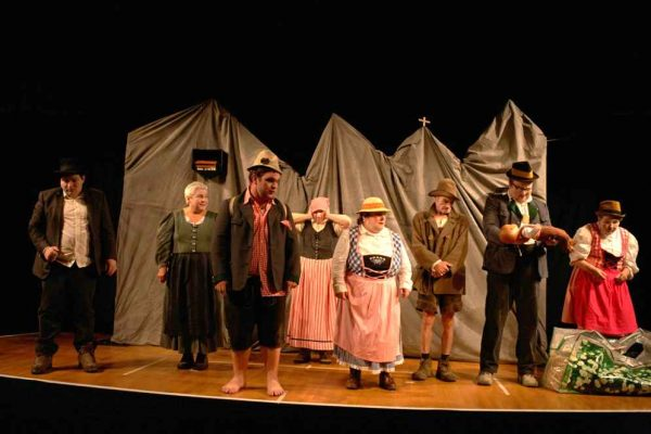 Theater Brût: MUUUH!!