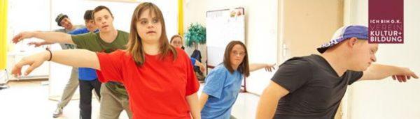 NEU: Ausbildung für TänzerInnen/TanzassistentInnen mit Behinderung
