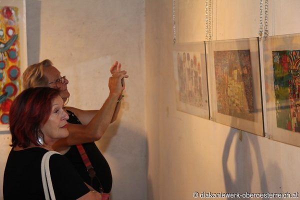 DIAKONIEWERK: Sequenzen 2017 – Italienische Gegenwartskunst trifft Art Brut