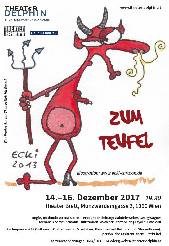 Theater Delphin: ZUM TEUFEL