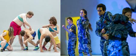 Theater Thikwa: TANZABEND 4 – Identität ist sowieso Quatsch | (c) David Baltzer/bildbuehne.de