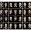 Britt Schilling, 36 Porträts von Menschen mit Down-Syndrom, 2016 © Britt Schilling