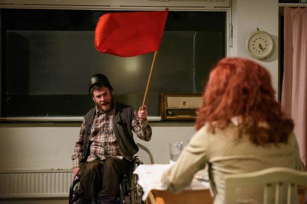 Theater Delphin: HELVERS NACHT