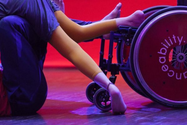 WORKSHOP: DanceAbility
