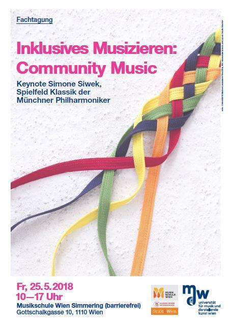 13. Fachtagung für Inklusives Musizieren