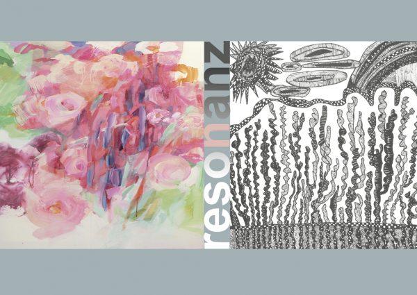 """Ausstellung und Vernissage """"RESONANZ"""" in der Galerie de La Tour"""