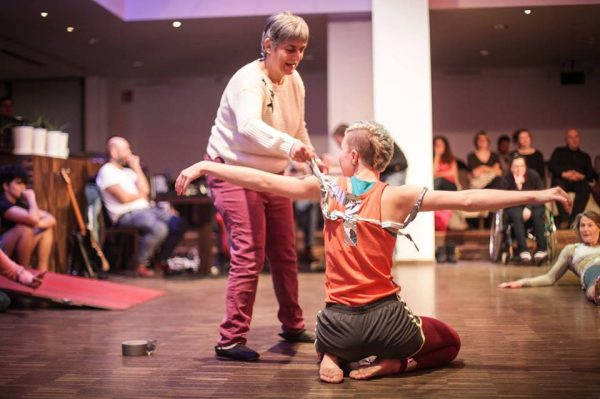 DanceAbility: Jattle, BAM + Poetry