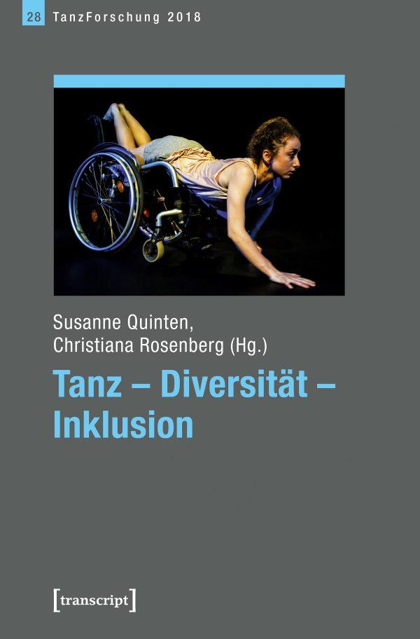 Veröffentlichung: TANZ – DIVERSITÄT – INKLUSION | Fachliteratur
