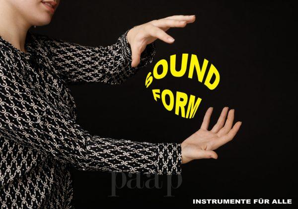 SOUNDFORM – Instrumente für alle 2018/2019