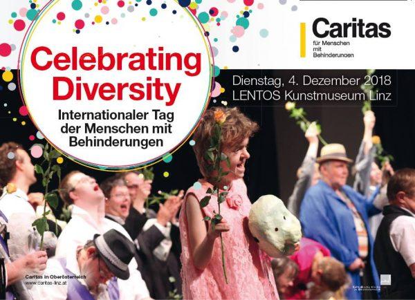 Celebrating Diversity – Caritas feiert die Vielfalt