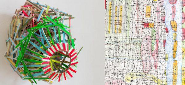 ORTUNG: Carolina Camilla Kreusch & Julius Hartauer | Ausstellung