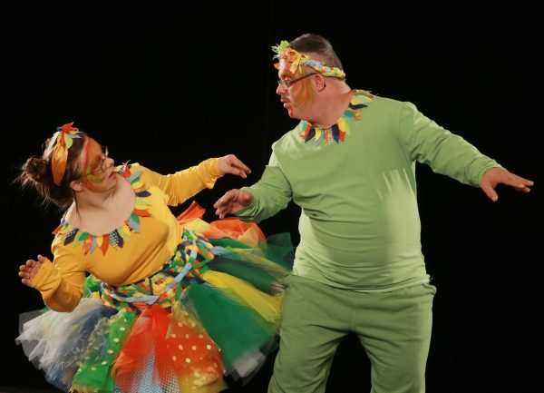 Ich Bin O.K.: FLÖTENZAUBER | Tanztheater
