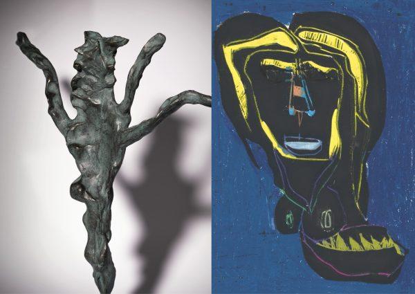 Galerie de la Tour: FABEL- UND MISCHWESEN | Ausstellung