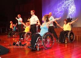 t-Roller | t-Roller im Rahmen einer Benefizgala